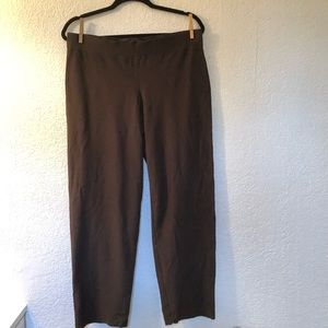 Eileen Fisher pull on pants